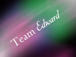 Team Edward wallpaper by OblivionMaster