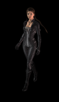 Lara 2013 catsuit, wip1 by tombraider4ever