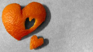 Orange You In Love by SpiiralArt