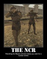 The NCR by Dovahkiin117