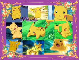 SPECIAL GIFT: Pika by Lady1Venus