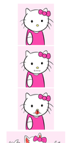 The Truth about Hello Kitty by Deaniac