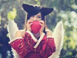 Ahri Cosplay 1 by SNTP