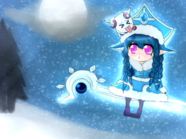 Winter Wonder Lulu by Cheni-chan