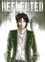 my own comic cover :reflected by noodlemie