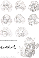 Coaxoch Expressions by Achird