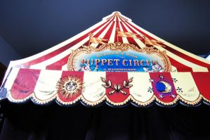 Puppet Stage by MLeighS