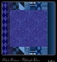 Fabric Textures- Midnight Blue by SweetAmorito