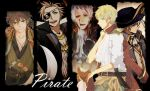 Pirates by NydiaZitrone