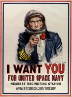 I Want You, 1917 by Timeship