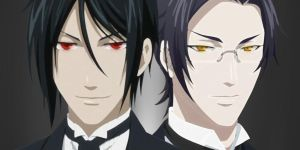 Sebastian and Claude by AbysmalParamour