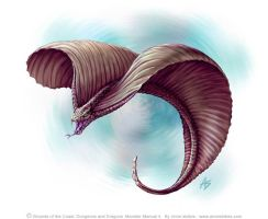 Flying snake by Ironshod
