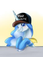 Top white by pridark