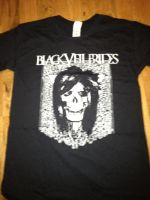 Black veil brides tshirt!!! :D by TheManThatLaughed