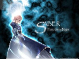 Saber by RedAssassin by Fate-Stay-Night