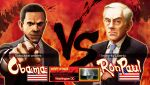 Ron Paul VS Obama by Pazero