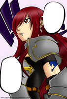 Erza Scarlet Chapter 284 by xxDaisuki-Koixx
