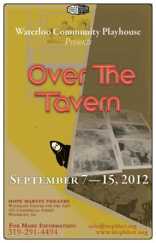 Over the Tavern Poster - WCP by cqb
