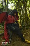 I've been waiting - Vincent Valentine cosplay by Grenier-Illiane