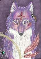 Purpsle ACEO by Rianne2k8