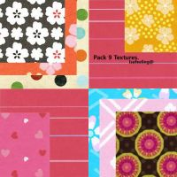 Pack Texturas 9 by isafeeling