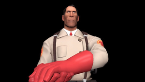 Medic's Sarcastic Clapping by Professor-Heavy