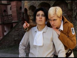 SnK - Who's the enemy by Gol-D-Ace