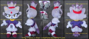 Blaze the Cat by A-chan--Creations