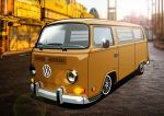 VW Combi by widjana