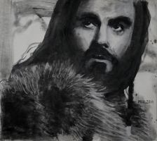 Thorin with watercolours by ihni