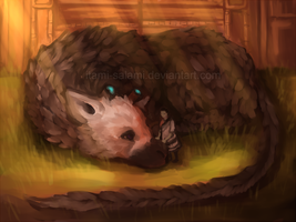 The Last Guardian by itami-salami