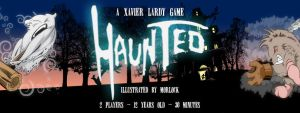 Haunted - Cover Art by XavierLardy