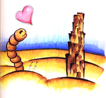 Kawaii Hulud by jonnay