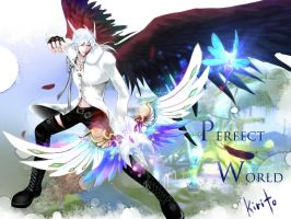 PerfectWorld by kirito-silent