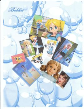Bubbles Collage by LilyBlossom24