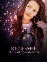 Renesmee Carlie Cullen - teenager by Nikmarvel