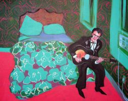 Unknown Hinson by bedpan3