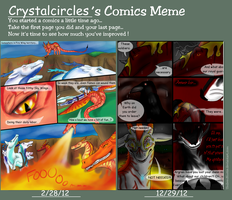 Comic Meme by CrystalCircle