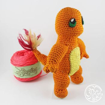 Charmander by her-name-is-ajeng