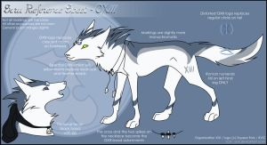 Scrii Reference Sheet: OXIII by scrii