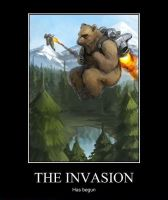 The Invasion by warlordkoffe