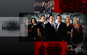 Criminal Minds Wallpaper by mystique2078