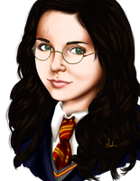 Harriet Potter by Tsuki-Yue