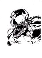 Venom A4 Ink by IgorChakal