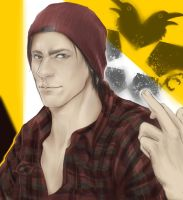 I won't do what you tell me (Delsin Rowe) by BleedingIvory