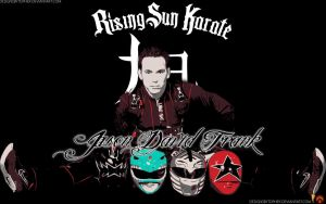 Jason David Frank Wallpaper 2 by DesignsByTopher