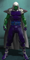 Piccolo (DC Universe Online) by Macgyver75