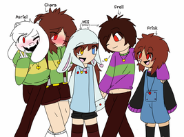 We are like a family!! + things by Sofi2256