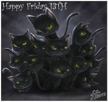 13 Kitties by 14-bis