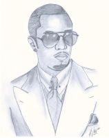 P. Diddy by avuu
